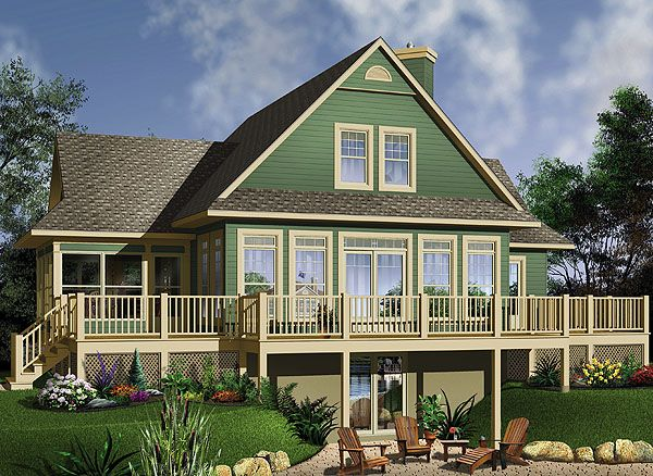17 best Beach House Plans images on Pinterest Beach house plans