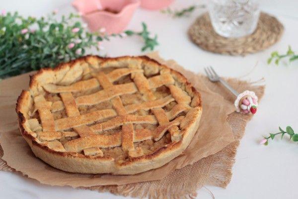 Tarta de manzana clásica