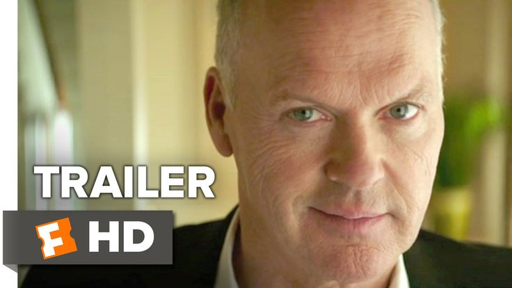The Founder Official Trailer #1 (2016) - Michael Keaton, Patrick Wilson ...