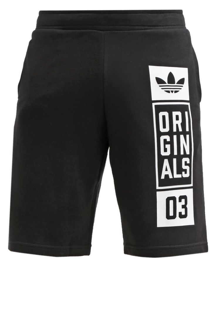 adidas Originals STREET Szorty black