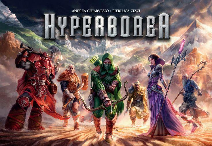 Hyperborea cover