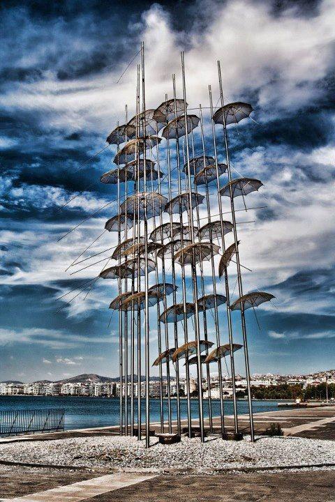 umbrellas-seaside