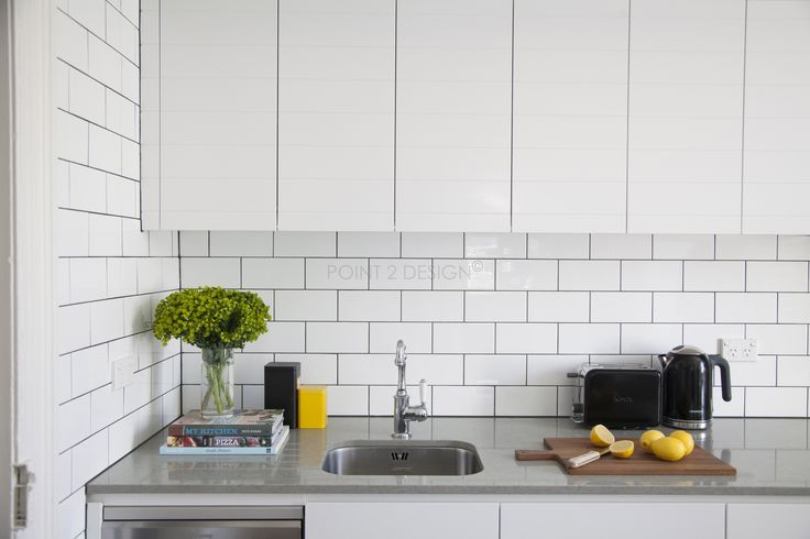 #summerhill #apartment #design #kitchen #detail #subwaytile #interiors #interiordesign #point2design