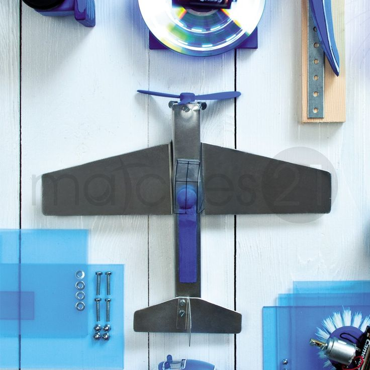 flugzeug solarpropeller metall kinder bausatz werkset bastelset ab 12 j baus tze und werksets. Black Bedroom Furniture Sets. Home Design Ideas