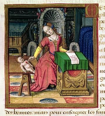 Ms 17 Medea, from 'Vie des Femmes Celebres', c.1505 | Social Studies, The Arts | Image | PBS LearningMedia