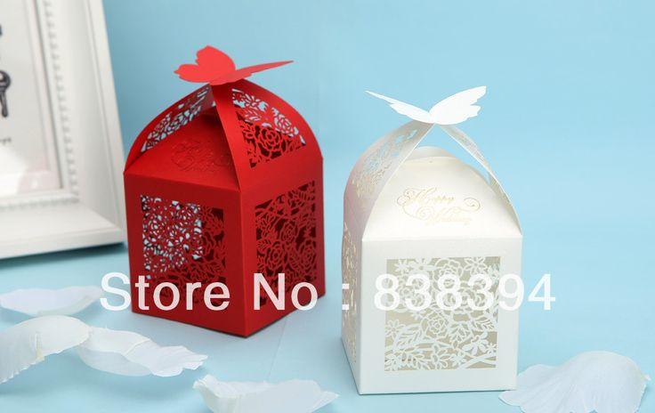 Купить товар120 шт вырез белый и красный пользу коробки для свадьба конфеты подарок шоколад коробки в категории События и праздничные атрибутына AliExpress.         Пункт специфика                 Фирменное наименование: Новый                Региональные особенност
