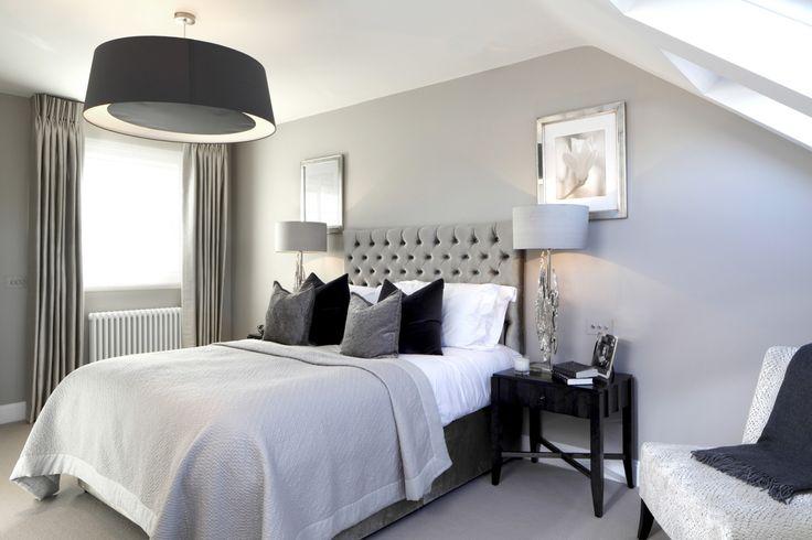 St Albans Ave, Chiswick | London Interior Design | Laura Hammett - Curtain heading
