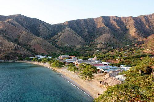 Playa Grande, Santa Marta, Colombia