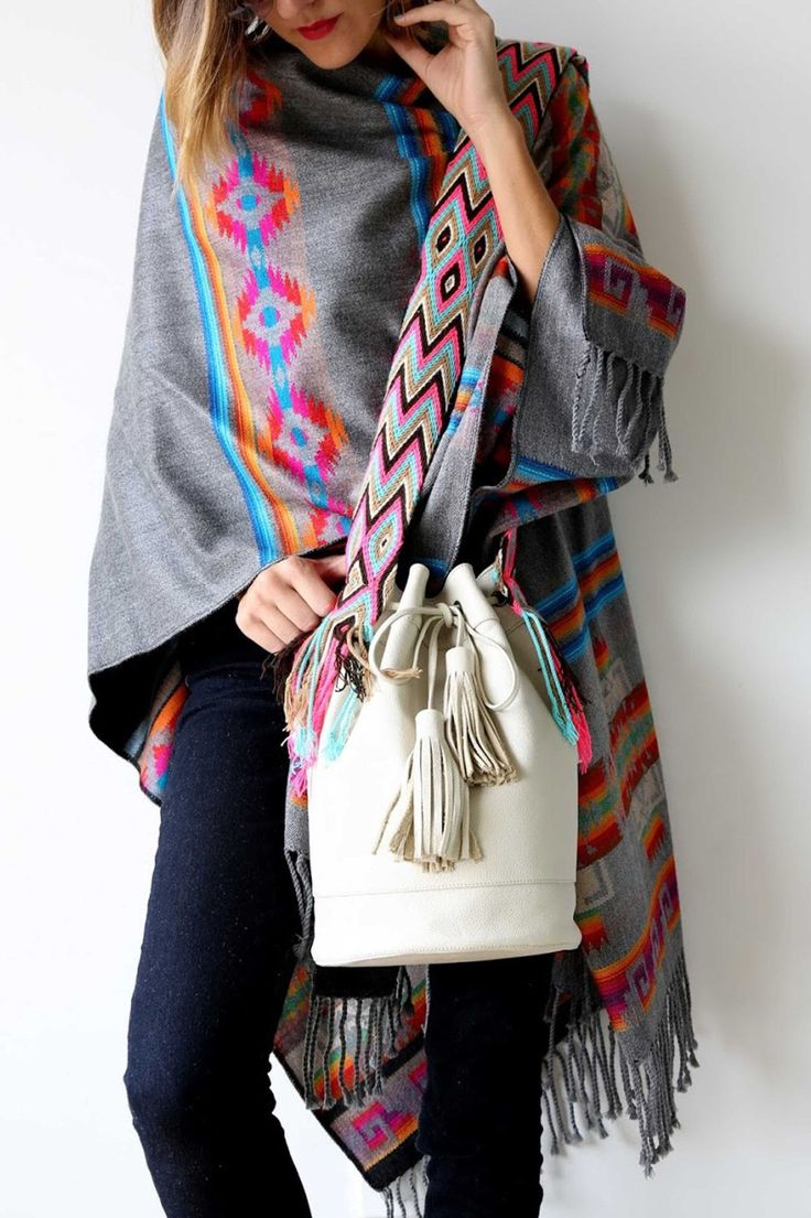 *Accompany x Fosterie Exclusive This Mochila bag is one of a kind and  handmade in Colombia. The strap was woven by the Wayuu Tribe in the La  Guajira region ...