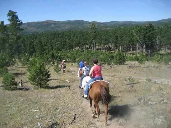 High Country Ranch South Dakota | Images of High Country Guest Ranch - Hotel Pictures
