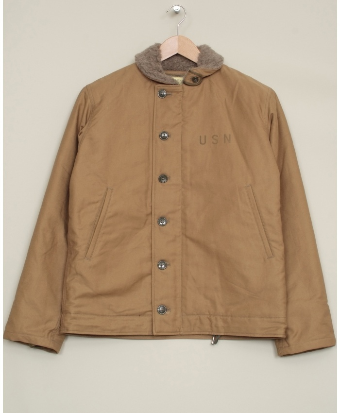 N-1 Deck jacket   Buzz Rickson   Peggs & son