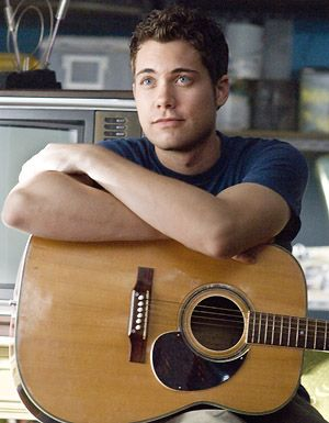 Drew Seeley, loved him in the movie with Selena Gomez but i don't remember what the movie was called