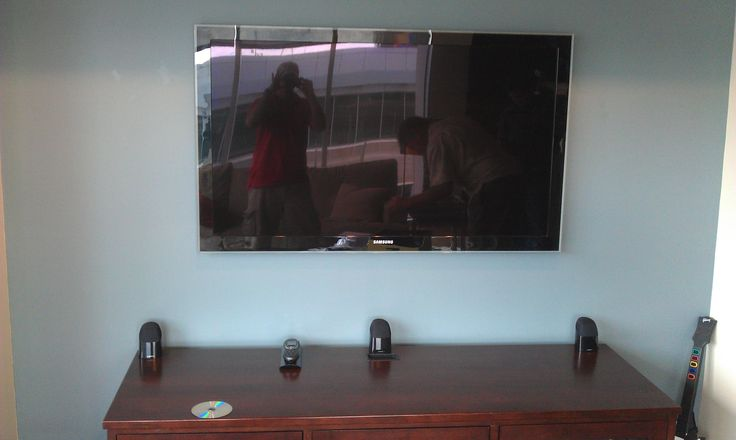 Samsung Tv Wall Mount System