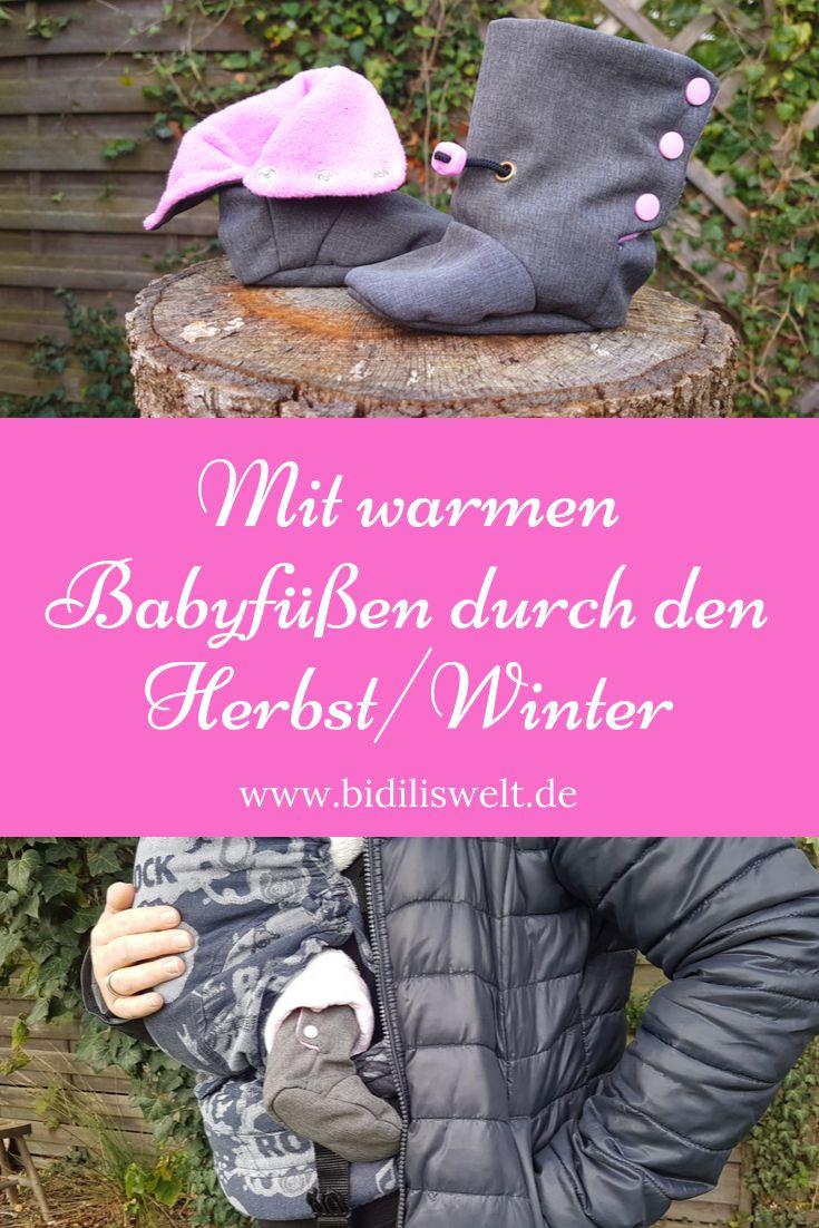 Tragestiefel fürs Baby, warme Füße im Winter, Produkttest ...