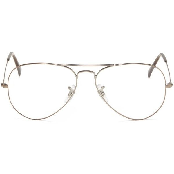 d5de275d115ea6 Ray-Ban Wire rim aviator optical glasses   GLASSES   Glasses, Ray ban  glasses, Ray bans