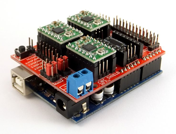 Best ideas about arduino cnc on pinterest