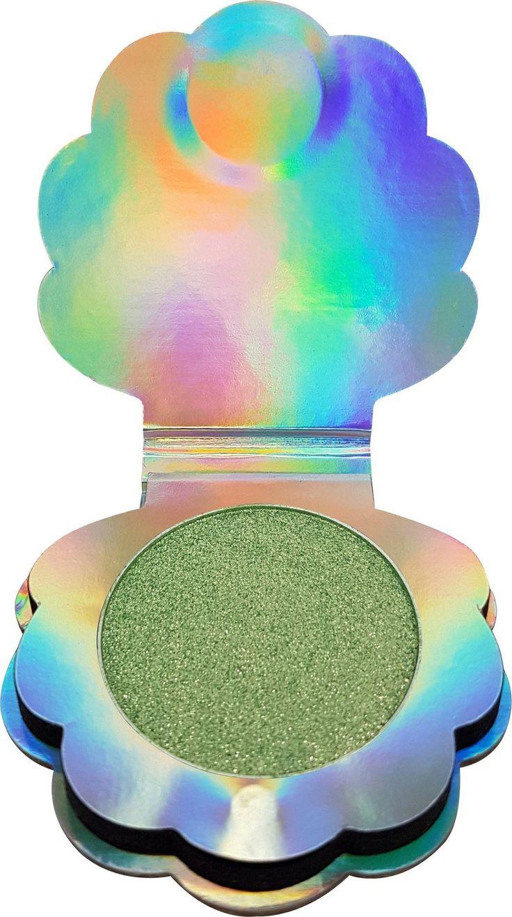 Mermaid Salon Green Fairy Chrome Flex Seashell Medusas