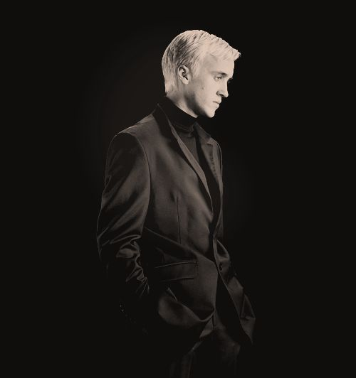 Well done, Draco.