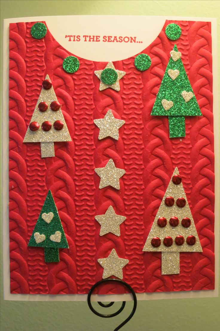 438 best Card Samples--Christmas images on Pinterest
