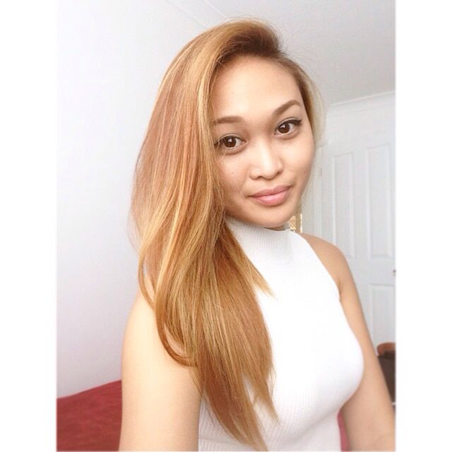 Incredibly happy with my hair transformation so far! Who said Asians can't be blonde?