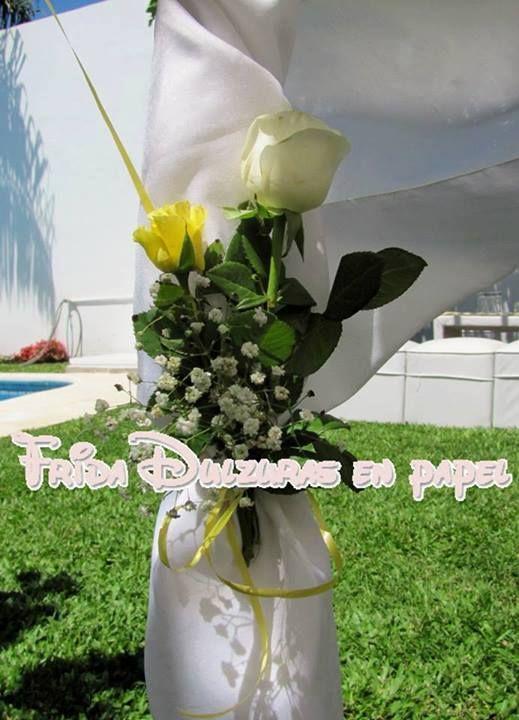 Rosas naturales