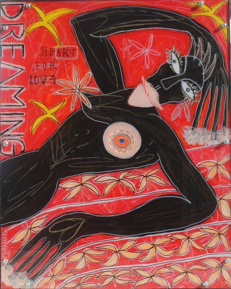 DREAMING, 2017 - SILVIA CALMEJANE #Art #Dreaming #SilviaCalmejane