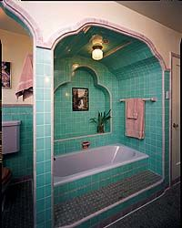 Old house journal bathrooms pictures