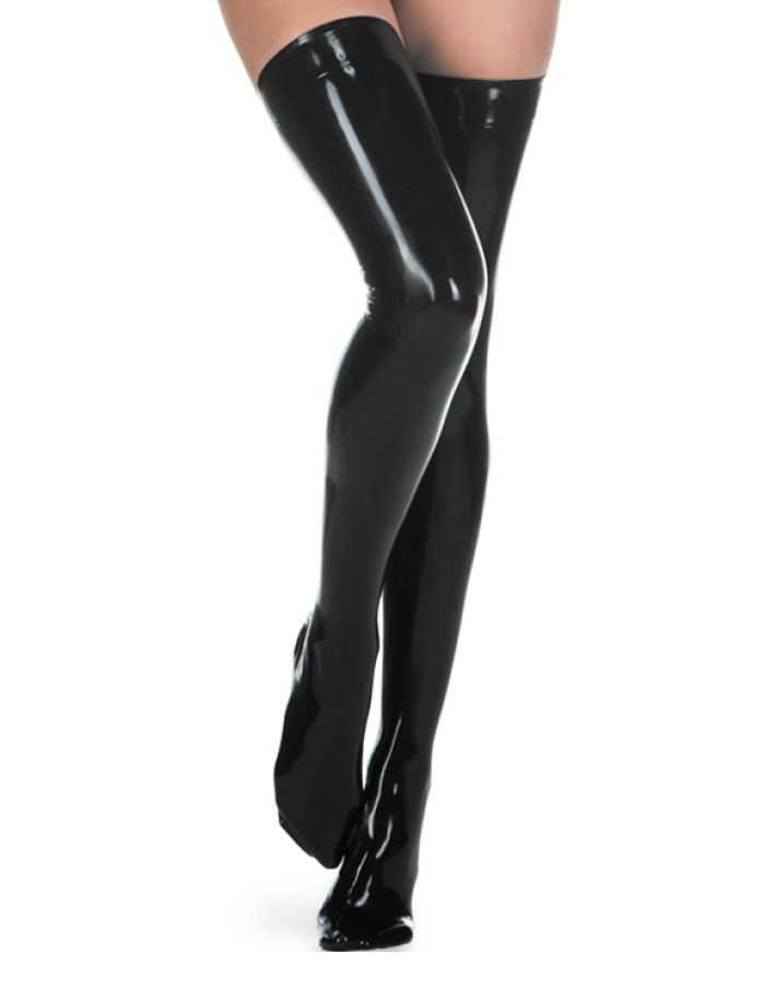 Great Mix of Gothic, Kinky, Yet Fashionable Outfits.  Available on our Store : High Quality Pure... Check it out here!! http://www.sins-n-temptations.com/products/high-quality-pure-latex-rubber-handmade-fetish-long-stockings-sexy-latex-socks?utm_campaign=social_autopilot&utm_source=pin&utm_medium=pin