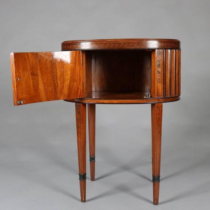 Klasszicista bútor, angol antik bútor