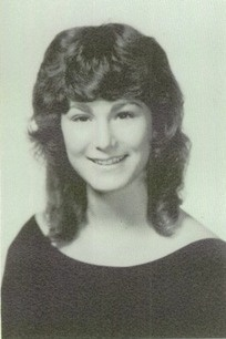 Suzette Toledano - voted Most Attractive in her 1973 yearbook at Benjamin Franklin high school in New Orleans, Louisiana.  #1973 #MostAttractive #yearbook #BenjaminFranklinHighSchool