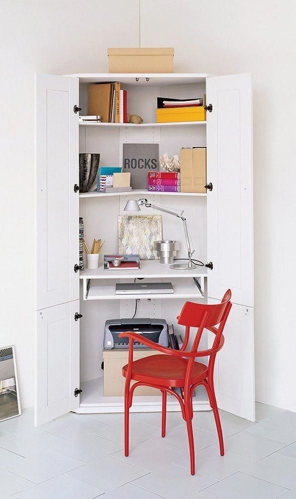 pin for later smart home office solutions for small spaces rh in pinterest com