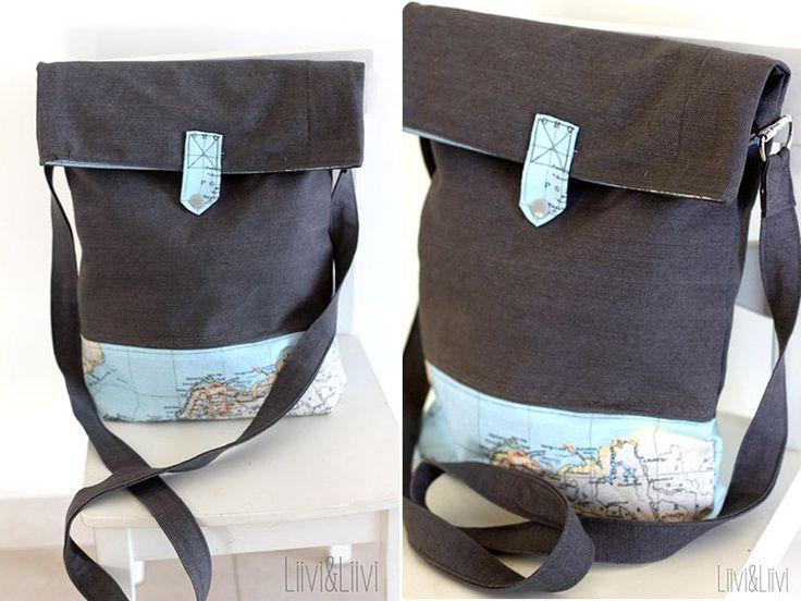 241 best Taschen nähen images on Pinterest | Sew bags, Clutch bag ...
