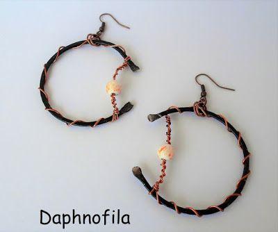Τα daphnofila δημιουργούν: Καμπύλες!!!