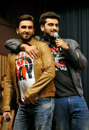 Ranvir and arjun