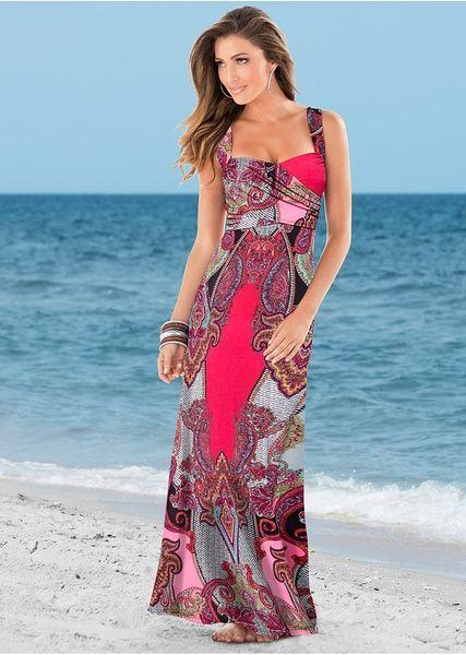 Μάξι φόρεμα Βιολετί σκούρο   37.99 €   bonprix