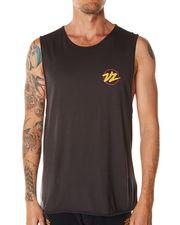 VONZIPPER DEADWIGHT MUSCLE TANK - RAVEN on http://www.surfstitch.com