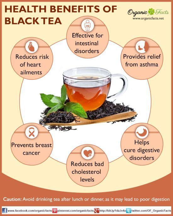 14 Health Benefits of Tea  Readers Digest