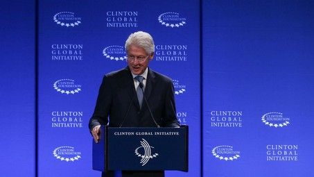 Clinton Foundation Won't Disclose Donors For Bill Clinton's Party - http://conservativeread.com/clinton-foundation-wont-disclose-donors-for-bill-clintons-party/