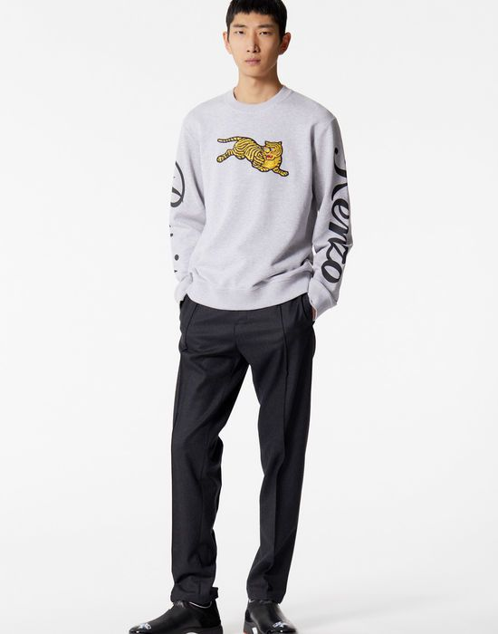 4c1e420588 Kenzo 'Jumping Tiger' Sweatshirt | Stylish Kenzo Outlet | Kenzo ...