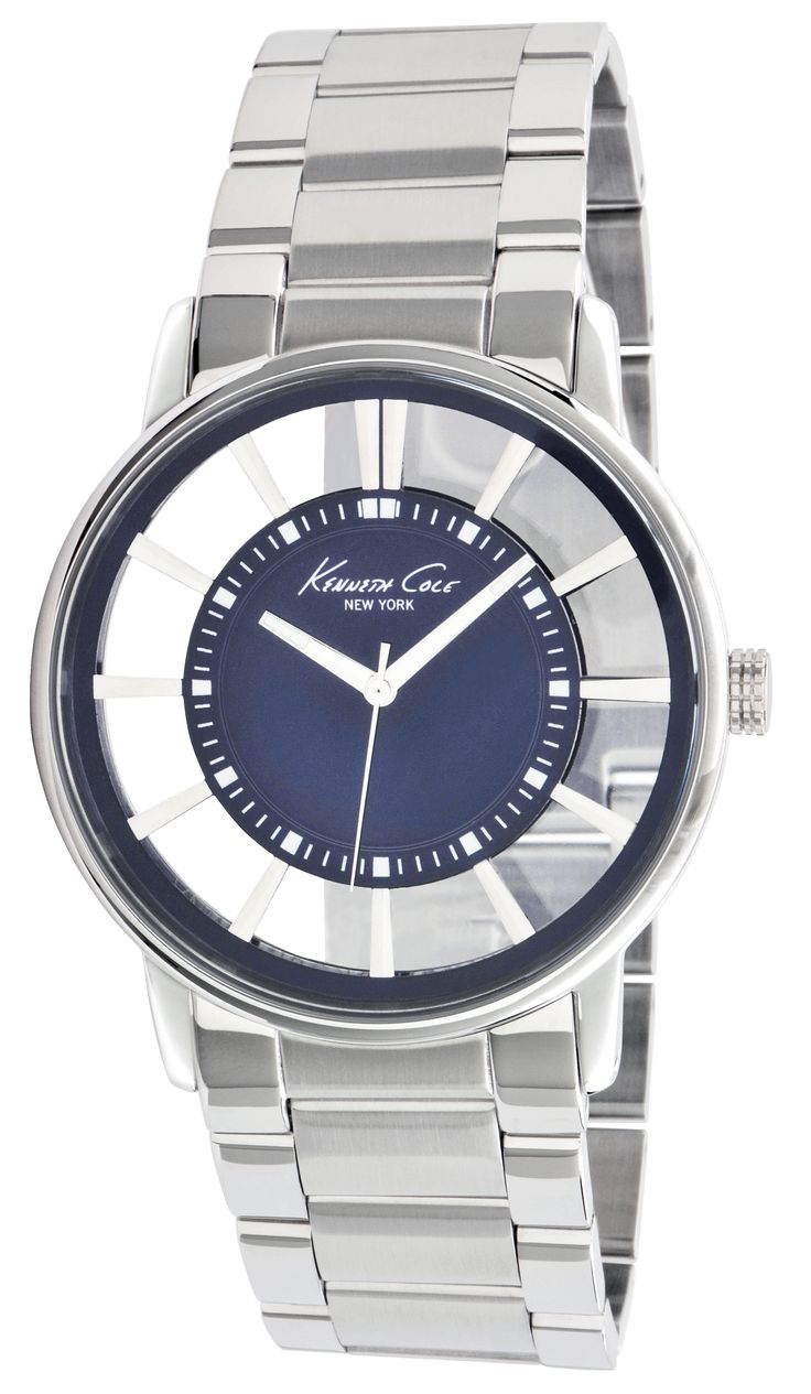 Kenneth Cole New York Men S Multifunction Bracelet Watch Style
