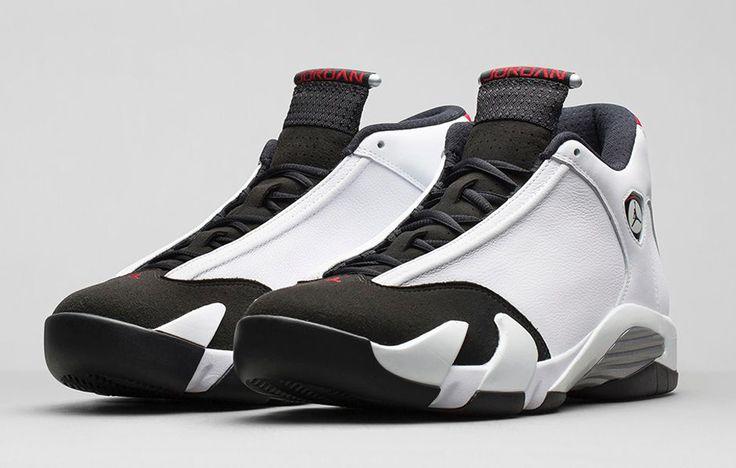"Air Jordan 14 Retro ""Black Toe"" (Release Date & Detailed Pictures)"