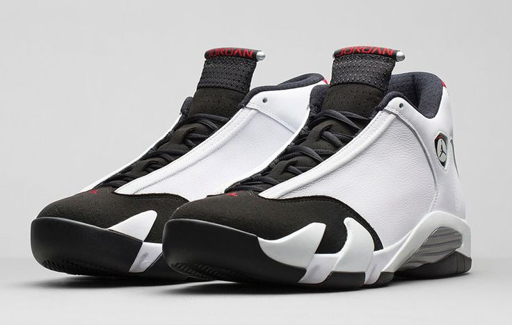 "Air Jordan 14 Retro ""Black Toe"" (Release Date & Detailed Pictures)"