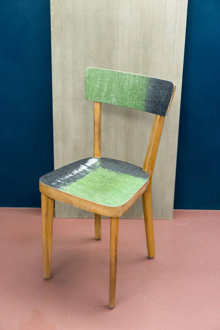 17 meilleures id es propos de chaise tissu sur pinterest for Recouvrir chaise tissu