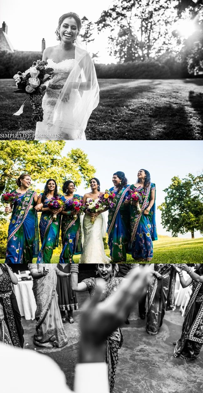 A stunning vibrant wedding with a gorgeous lace wedding dress by Maggie Sottero.