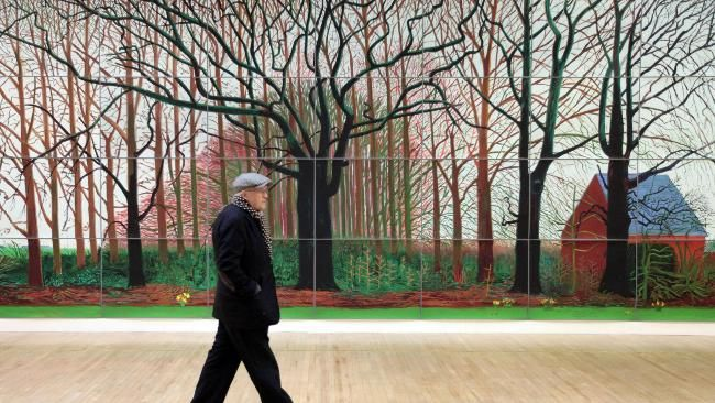 A Bigger Picture, David Hockney