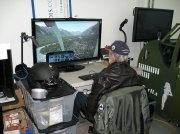 Simulateur d'hélicoptère