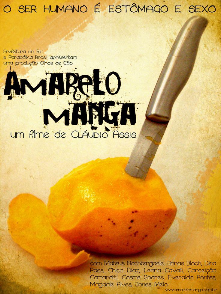 Amarelo Manga, de Claudio Assis