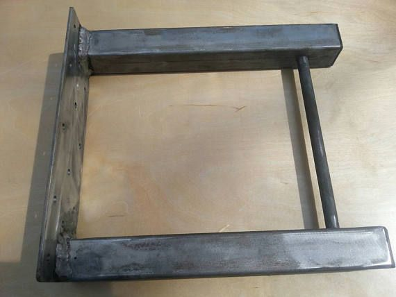 HAIRPIN INDUSTRIAL table or bench legs 16