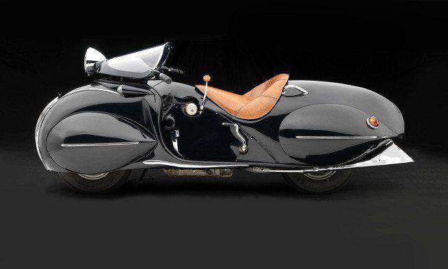 Moto deco 1930