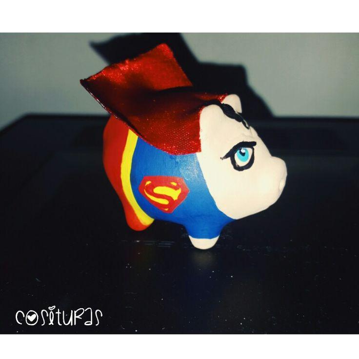 Puerquito Superman #puerquitohero
